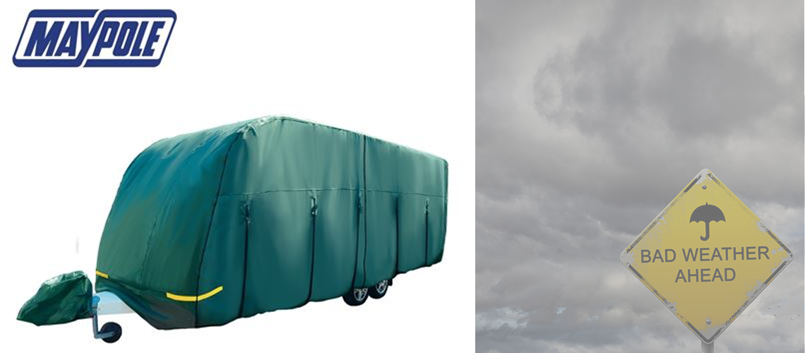 Caravan and motorhome covers protection